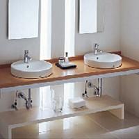 衛生陶器、化粧台、水栓金具